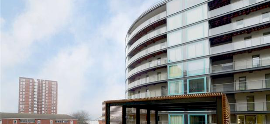 High Point Development, Hayes, Middlesex