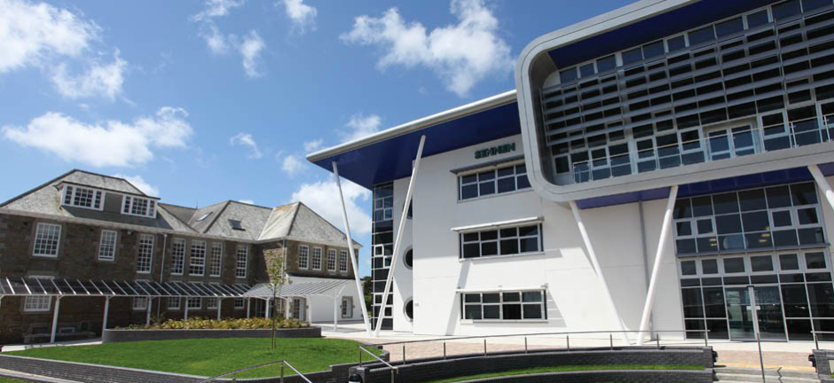 Penwith College in Cornwall.