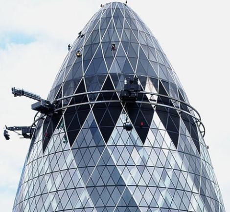 The Gherkin, London UK