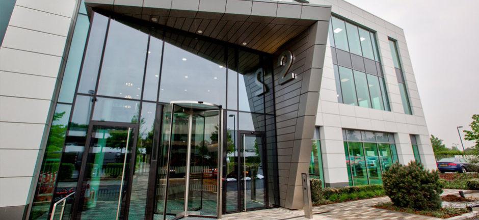 Guildford Business Park, UK.